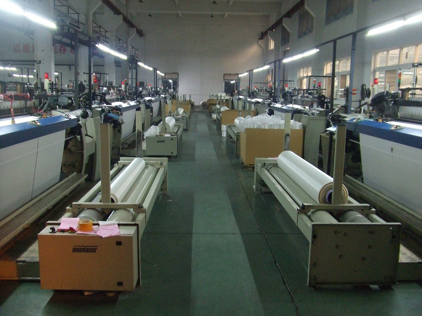 CHANGZHOU PIONEER TEXTILE TECHNOLOGY LTD