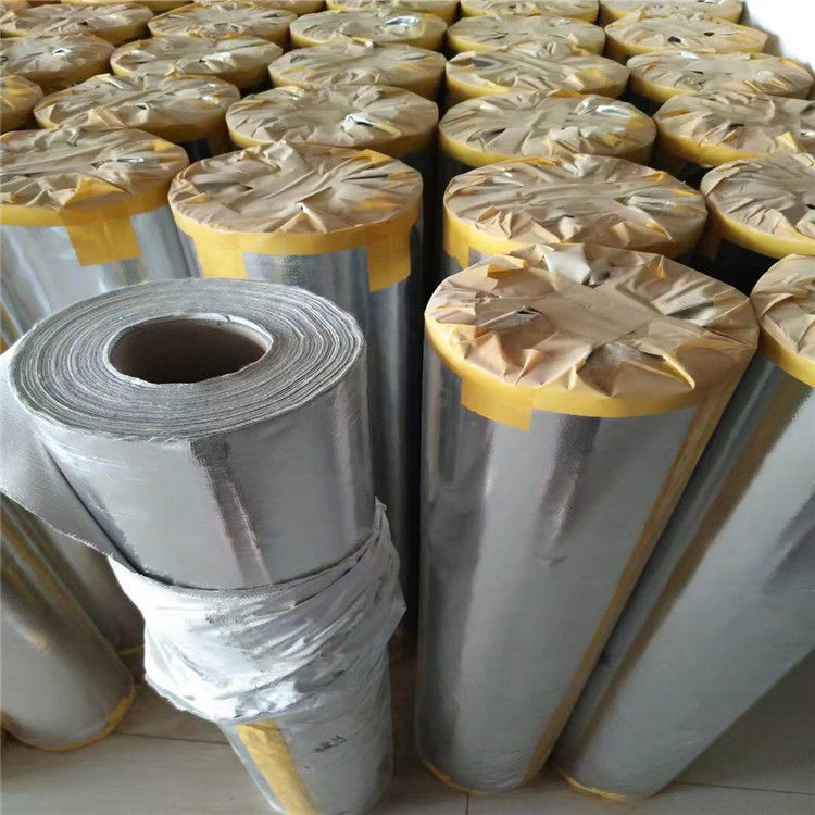 Thermal Insulation Pipelines 1300gsm Fiberglass Cloth